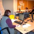 Eelmisel neljapäeval Soomes Omnia koolituskeskuses õppetundi külastanud 12-liikmelist Kuressaare ametikooli esindust tabas pisikene üllatus: arvutiklassis viibis vaid üks õpilane, õppetööd juhendasid kaks õpetajat. Ülejäänud õpilased ei ilmunud kohale ka tunni lõpuks.
