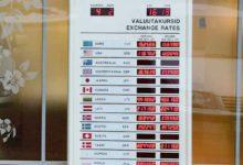 Valuutavahetuse paanikat Saaremaal ei ole tekkinud