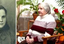 Aino Lember – 85-aastane naerusilmne daam