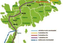 Eesti–Läti elektriliin Saaremaa kaudu maksaks 5,5 miljardit