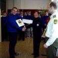 Teisipäeval oli Orissaare gümnaasiumis pidulik rivistus, kus autasustati ka Johan Pitka mälestusvõistlustel edukalt esinenud õpilasi.