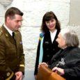 Vabariigi aastapäeval möödub 70 aastat päevast, mil nooruke 17-aastane Leisi valla Pammana küla Nõmmela peretütar Ursula Truuverk võeti vastu Saaremaa Naiskodukaitse liikmeks.