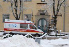 Kiirabi diagnoositud viirushaigus osutus kopsupõletikuks