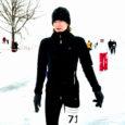 Laupäeval Peipsi järve jääl toimunud III Kalevipoja uisumaratonil osales ainsa Saaremaa esindajana Ene Ilver, kes võitis kolmanda koha vanusegrupis N20 (1990–1970).