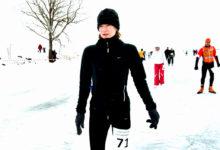 Saarlanna saavutas Kalevipoja uisumaratonil kolmanda koha