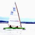 Eelmisel nädalal Poolas toimunud jääpurjetamise Monotüüp XV klassi Euroopa- ja maailmameistrivõistlustel võtsid Saaremaa Merispordi Seltsi purjetajad Veljo Heinmets ja Roland Pildre mõlemal võistlusel neljanda koha.