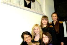 Mandlike võitis üleriigilise vokaalansamblite konkursi