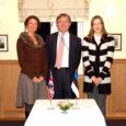 Läinud reedel käis Saaremaa ühisgümnaasiumi abiturient Liisbet Eero koos oma inglise keele õpetaja Liis Ojasaarega Briti suursaadiku Peter Carteri vastuvõtul, mis korraldati suursaadiku residentsis.