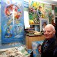"""""""Peaks paistma optimism ja elu, jumalikku tahet elus edasi minna ja rõõmu tunda elust,"""" vahendab kunstnik Ants Vares Kuressaare luteri koguduse kirikusaali jaoks maalitud altarimaali sõnumit."""