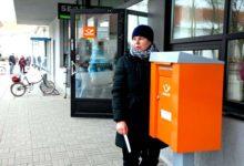 Maire Lodi asub tööle Euroopa Postiühenduses