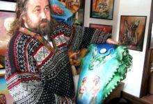 Erki Evestus võitis Viljandi karikatuurivõistluse