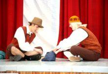 Orissaare gümnaasiumi näitemängupäev oli täis mängu- ja vaatamislusti