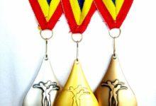 Saarte Mängude medalid on veetilgakujulised