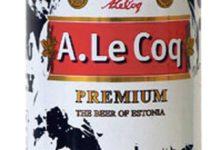 KG lõpetanud noormees disainis A. Le Coqi õllepurgi