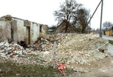 Linna üks vanimaid hooneid lammutati omavoliliselt
