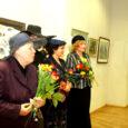 9. aprillil avati kultuurikeskuse saalis maalinäitus, kus on esindatud 14 Saaremaa mõisat, maalituna viie naiskunstniku poolt. Need tublid viis naist on Liia Peedo, Tähti Otstavel, Riina Saar, Ilme Armuand, Maie Kupits.