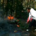 Nädalavahetusel said Saaremaa päästjad Päästeameti sõnul kuus väljakutset mis olid seotud kas kulupõletamisega või käest läinud lõkketegemisega.