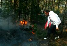 Kevadised tulekahjud said täistuurid peale