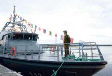 Piirivalvelaev Valve sõidab Poolasse kala kaitsma