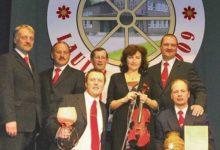 Punased Sõstrad noppis Veskitammi Laulurattal 2009 peaauhinna