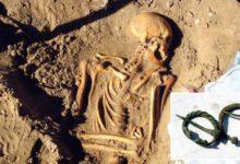 Torutööde käigus avanes Kärlal muistne surnuaed