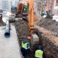Trassitööde käigus üleskaevatud Kuressaare tänavate katendite taastamine algab tuleval nädalal.