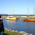 Reedel Kuressaare ametikoolis toimunud infopäeval tutvustas vastloodud väikelaevaehituse liit EAS-i toel välja töötatud väikelaevaehituse ühisstrateegiat, mis näeb ette ettevõtetevahelist koostööd ekspordimahtude suurendamiseks ja mastaabiefekti saavutamiseks.