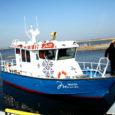 Nasva laevatehases Baltick Workboats ehitatud 12-kohaline 6,3 miljonit krooni maksma läinud väike reisilaev jõudis nädalavahetuseks sihtpunkti, alustamaks reisijate vedu Manijalt suurele maale.