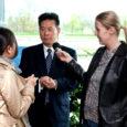 Eile Saaremaad külastanud Hiina Rahvavabariigi suursaadik Huang Zhongpo peab võimalikuks luua Kuressaare gümnaasiumis võimalused hiina keele õppimiseks.
