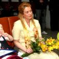 """""""Sellist emotsiooni ei ole inimese elus palju,"""" ütles eile Saare maakonna aasta ema 2009 Marit Tarkin, kui naiskodukaitsjad talle üle andsid tiitliga kaasas käiva lapiteki."""