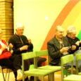 """Eile näidati Puuetega Inimeste Kojas esimese eesti filmina kirjeldustõlke saanud mängufilmi """"Ruudi"""", mida tuli vaatama üle kümne inimese, kelle seas nii pimedaid kui ka nägijaid. Esitlusel oli kohal nn kirjeldustõlke maaletooja MTÜ Kakora juhatuse liige Sülvi Sarapuu."""