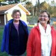 Helmi Warg Nynashamnist ja tema noorem õde Li Suur-Karlsson Västra Frölundast ei saa teisiti, kui külastavad igal aastal oma sünnimaad ja käivad kindlasti ära ka oma kodutalus Laadla külas, seal, kus ettevõtja Jone Koppel on sõrulaste rõõmuks 15 aastat poodi pidanud.