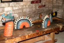 Koguva Kunstitallis on avatud Muhu kunstnike III näitus