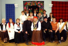 "Salme vallateatri ""Saaremaa onupoeg"" etendus Tartus"