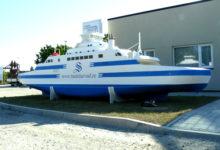 SLK lasi teha uue laeva maketi