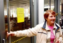 Keskraamatukogu streikis, bussijuhte hoidis hirm tagasi
