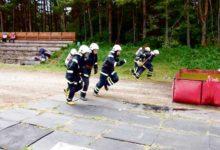 Tuletõrjespordi võistluse võitis Leisi komando
