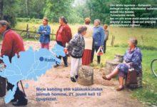 Ratla küla kokkutulek: Saaremaa kümnendast jalast