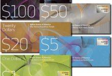 Kunstniku soovitus: dollarile uus väljanägemine