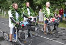 Tõukerattaretk Ateenast Saaremaale jõudis lõpule
