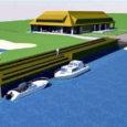 Muhu muuseum, Koguva külaselts ning kohalikke kunsti- ja kultuuritegijaid koondav mittetulundusühing on vastu Koguva sadamasse kavandatud hoone projekti kinnitamisele plaanitud mahus ja kõrguses.