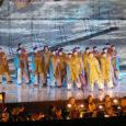 """Kuigi ooperipäevad on kestnud juba mõne päeva, said ooperigurmaanid esimese täispika ooperiannuse kätte teisipäeval, 21. juulil, kui Kuressaare linnuse ooperimajas etendus Richard Wagneri """"Lendav Hollandlane""""."""