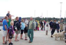 Ruhnlased koguvad allkirju laevaühenduse taastamiseks