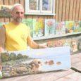 Veel täna võib Kuressaare linna turul näha oma maale müümas Aleksei Jastrebovi, meest, kelle esimene isiknäitus oli 1991. aasta septembris siinsamas, toonases Viktor Kingissepa memoriaalmuuseumis ning samuti võis toona tema pilte vaadata Kuressaare kultuurikeskuses.