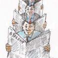 """Mind ajendas seda artiklit kirjutama Oma Saares 25.07.2009 ilmunud artikkel """"Saare maavalitsus mängib Ruhnu laevaliinil inimeludega"""" ning juhtkiri """"Maavanem mängib Ruhnu liinil eludega?"""" ja nendes esitatud ajakirjanduslikud tõed, pooltõed ja valed."""