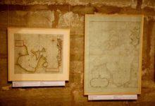 Saaremaa ajalugu vanadel maakaartidel