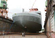 Väinamere uus laev peaaegu valmis