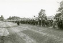 Balti kett kuulutas vabaduse vääramatut saabumist