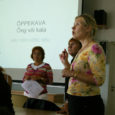Tallinna ülikooli täiendõppekeskus korraldas Kuressaares ligi sajale õpetajale üle Eesti esmaspäevast tänaseni kestva suveakadeemia, mille üldteemad on innovatsioon ja loovus.