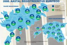 Eesti vanglates viibib 36 saarlast